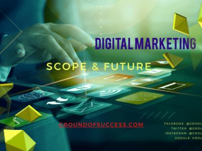 , Scope of Digital Marketing in India | Future of Digital Marketing