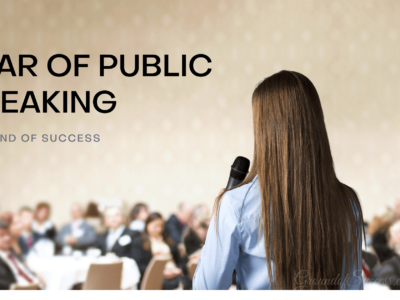 , How to Overcome Fear of Public Speaking | Ground of Success